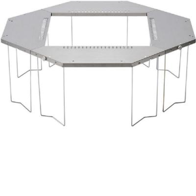 Snow Peak ST-050 JIKARO 不鏽鋼爐火框架桌
