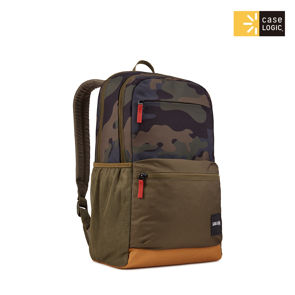 Case Logic-CAMPUS 26L筆電後背包CCAM-3116-迷彩/綠褐