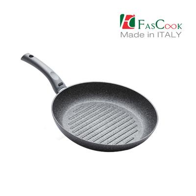 義大利Fascook礦岩不沾煎烤鍋30cm