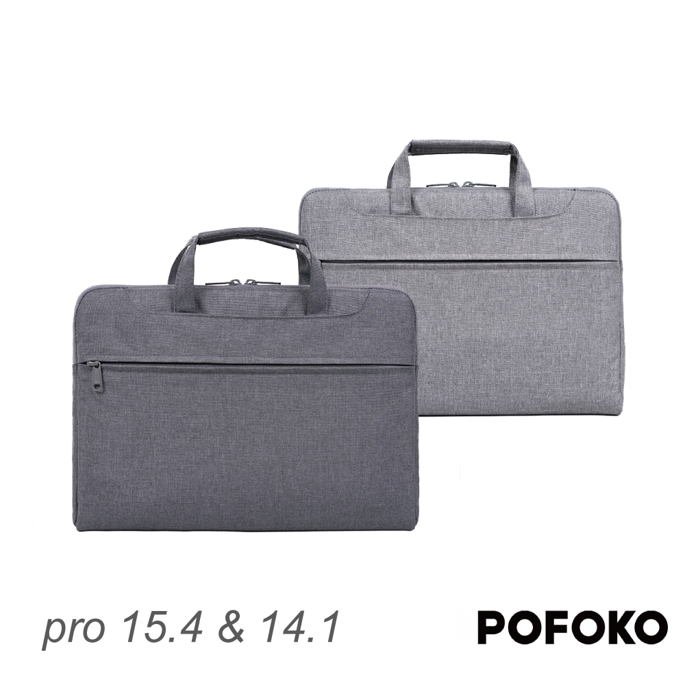 POFOKO A500 14.1&Pro 15.4 電腦包 側背包