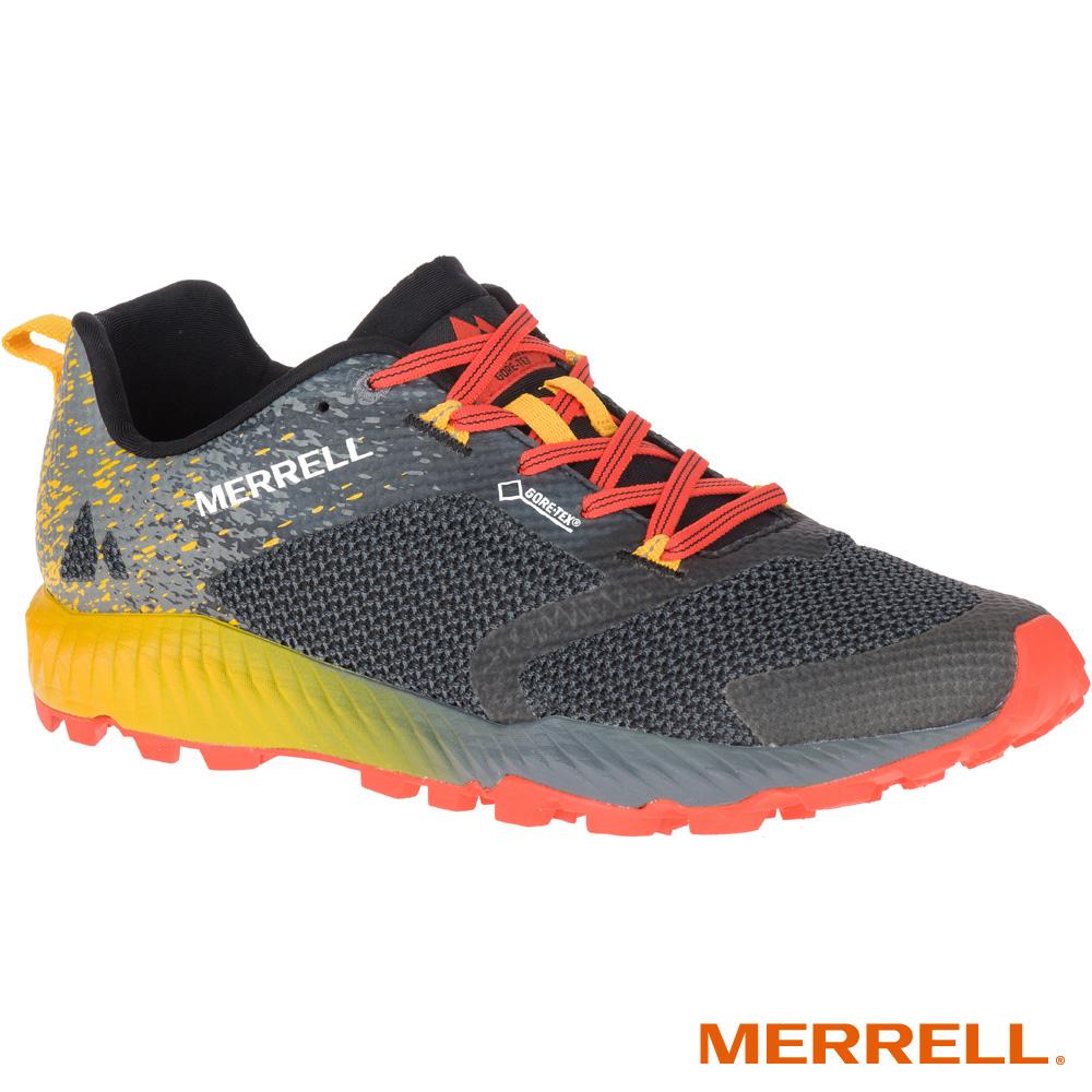 MERRELL ALLOUTCRUSH2 GTX 野跑男鞋-黑(77653)