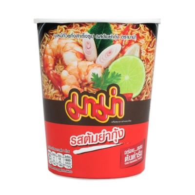 泰國杯麵-酸辣鮮蝦風味(60g)