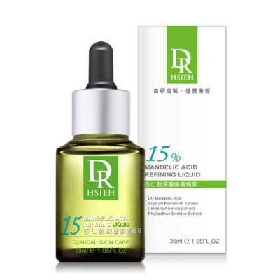 Dr.Hsieh 15%杏仁酸深層煥膚精華30ml