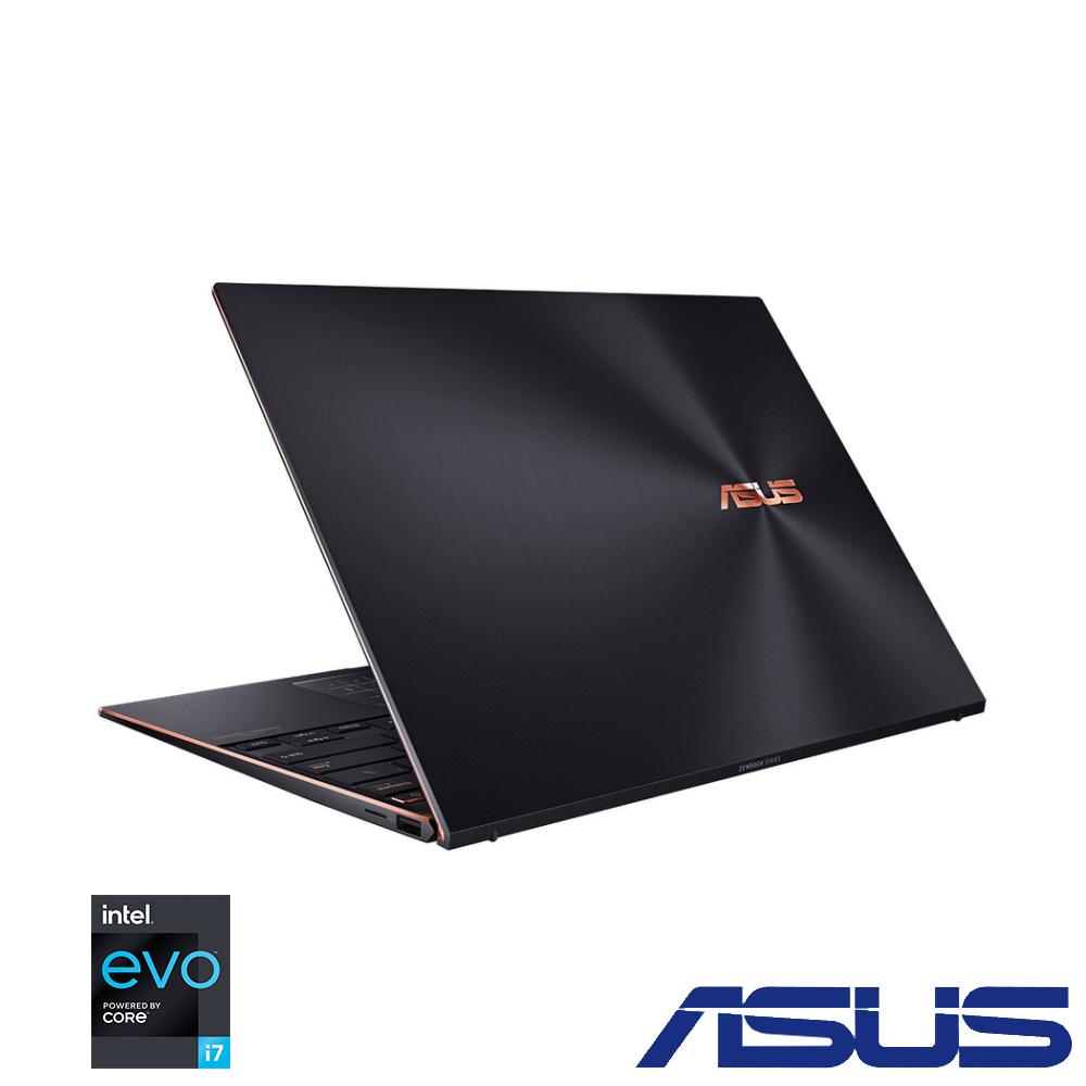 ASUS UX393EA 13.3吋筆電 (i7-1165G7/16G/1TB SSD/EVO平台/ZenBook S/曜金黑)