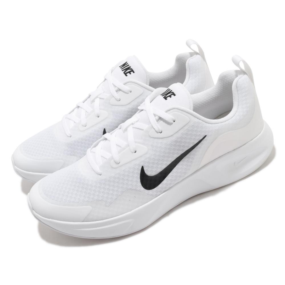 Nike 慢跑鞋 Wearallday 運動 男鞋 輕量 透氣 舒適  穿搭 健身 白 黑 CJ1682101