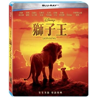 獅子王 (2019) 藍光 BD