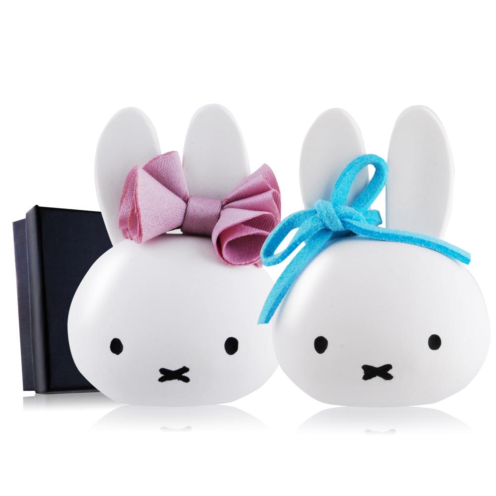 O Pretty歐沛媞 室內/車用 香氛擴香石擺飾-小兔子4X3X5.5CM