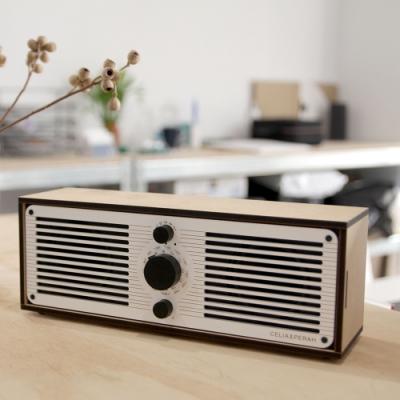 CELIA&PERAH希利亞 R2自組藍牙收音機音響/喇叭