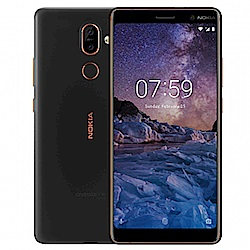 【福利品】NOKIA 7 Plus 6吋雙鏡頭智慧型手機(4G / 64G)