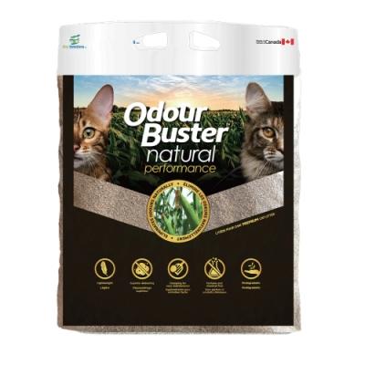 加拿大OdourBuster克臭靈-無香環保玉米砂 6.4kg/14.1lbs(兩包組)