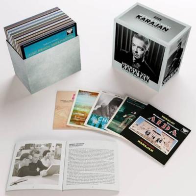 卡拉揚 DECCA錄音全集(33CD)