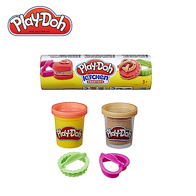 Play-Doh 培樂多-餅乾桶(巧克力碎片/餅乾)