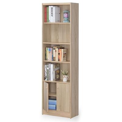 時尚屋 格納2x6尺開門收納書櫃 寬60x深30x高180公分