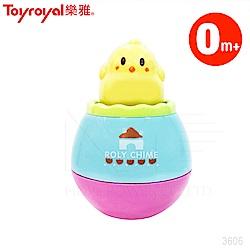 【任選】日本《樂雅 Toyroyal》新小雞不倒翁