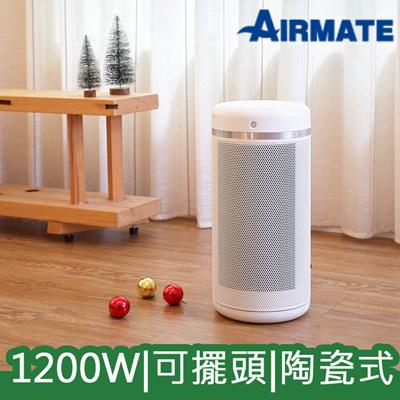 AIRMATE艾美特 人體感知美型陶瓷電暖器HP12101M暖白款