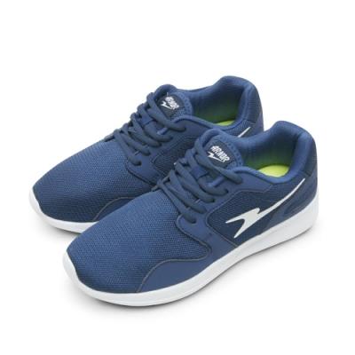 ARNOR 超輕量訓練跑鞋 極度Q彈系列 深藍 72425