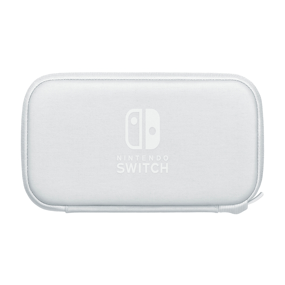 (預購)任天堂 Switch Lite主機專用收納包(灰白色)