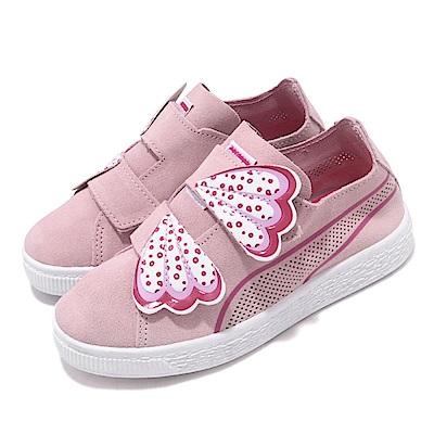 Puma 休閒鞋 Suede Deconstr 童鞋