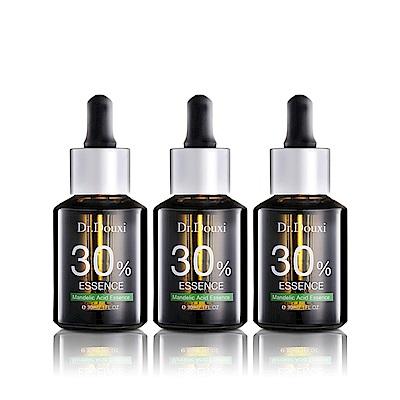 Dr.Douxi朵璽 杏仁酸精華液30% 30ml 3瓶入(團購組)