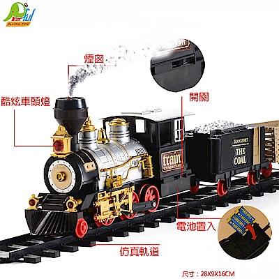 Playful Toys 頑玩具 蒸氣軌道火車