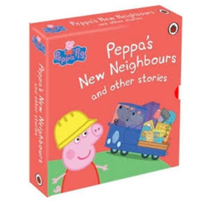 Peppa s New Neighbours And Other Stories 故事精選