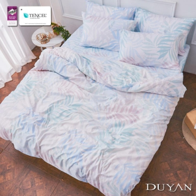 DUYAN竹漾-3M吸濕排汗奧地利天絲-雙人加大床包三件組-菲拉赫