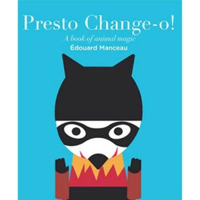 Presto Change-O! 動物的偽裝操作書