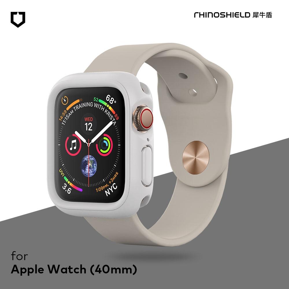 犀牛盾 Apple Watch 40mm Crashguard NX防摔邊框保護殼