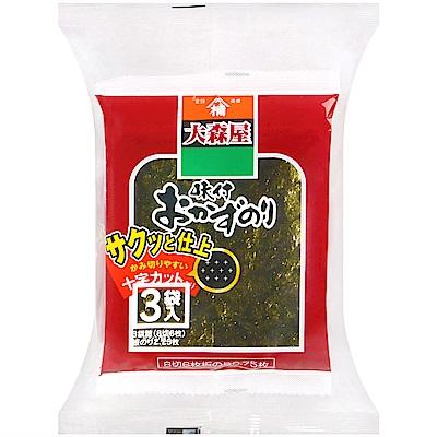 大森屋 大森屋味付海苔(3袋/包)