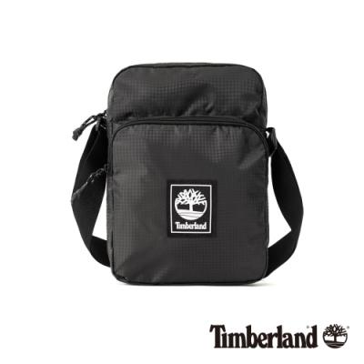 Timberland 中性黑色方形小斜背包|A2FHS