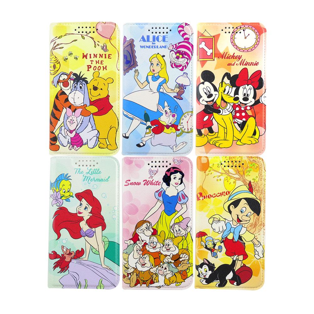 Disney迪士尼家族大集合彩繪皮套iPhone系列