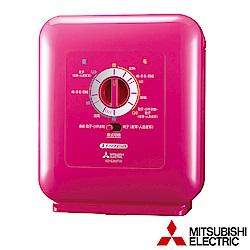 MITSUBISHI三菱 日本原裝溫控烘被機-魅力紅 AD-E203TW