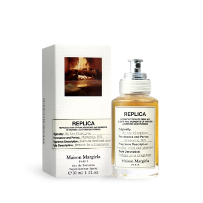 Maison Margiela REPLICA By The Fireplace 溫暖壁爐淡香水 30ml