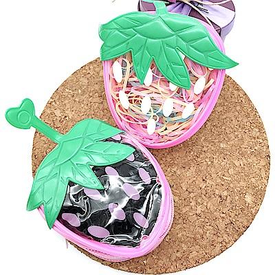 Hera 赫拉 不傷髮草莓鳳梨造型兒童橡皮圈(2款)