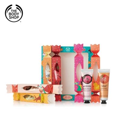 The Body Shop 繽紛果香護手霜原裝禮盒