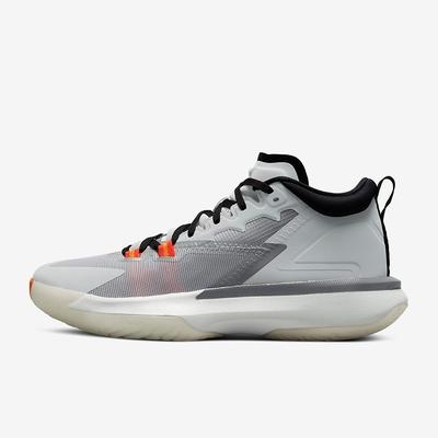 NIKE JORDAN ZION 1 PF 男籃球鞋-白橘-DA3129008