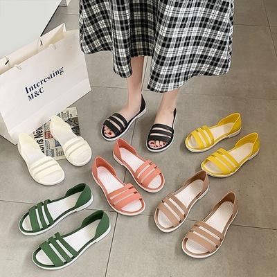 KEITH-WILL時尚鞋館-獨賣輕便生活涼鞋(涼鞋/涼跟鞋)(共3色)