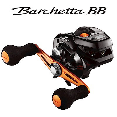 【SHIMANO】BARCHETTA BB 面板式 兩軸捲線器