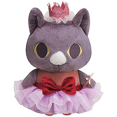 魔幻馬戲團貓咪鋼琴系列毛絨公仔。大眼貓 San-X