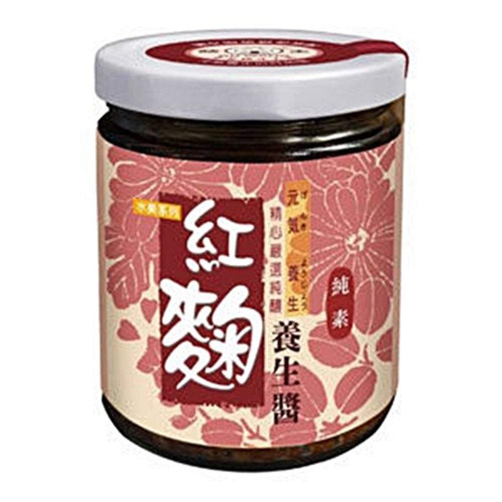 菇王‧紅麴養生醬(12瓶/箱)