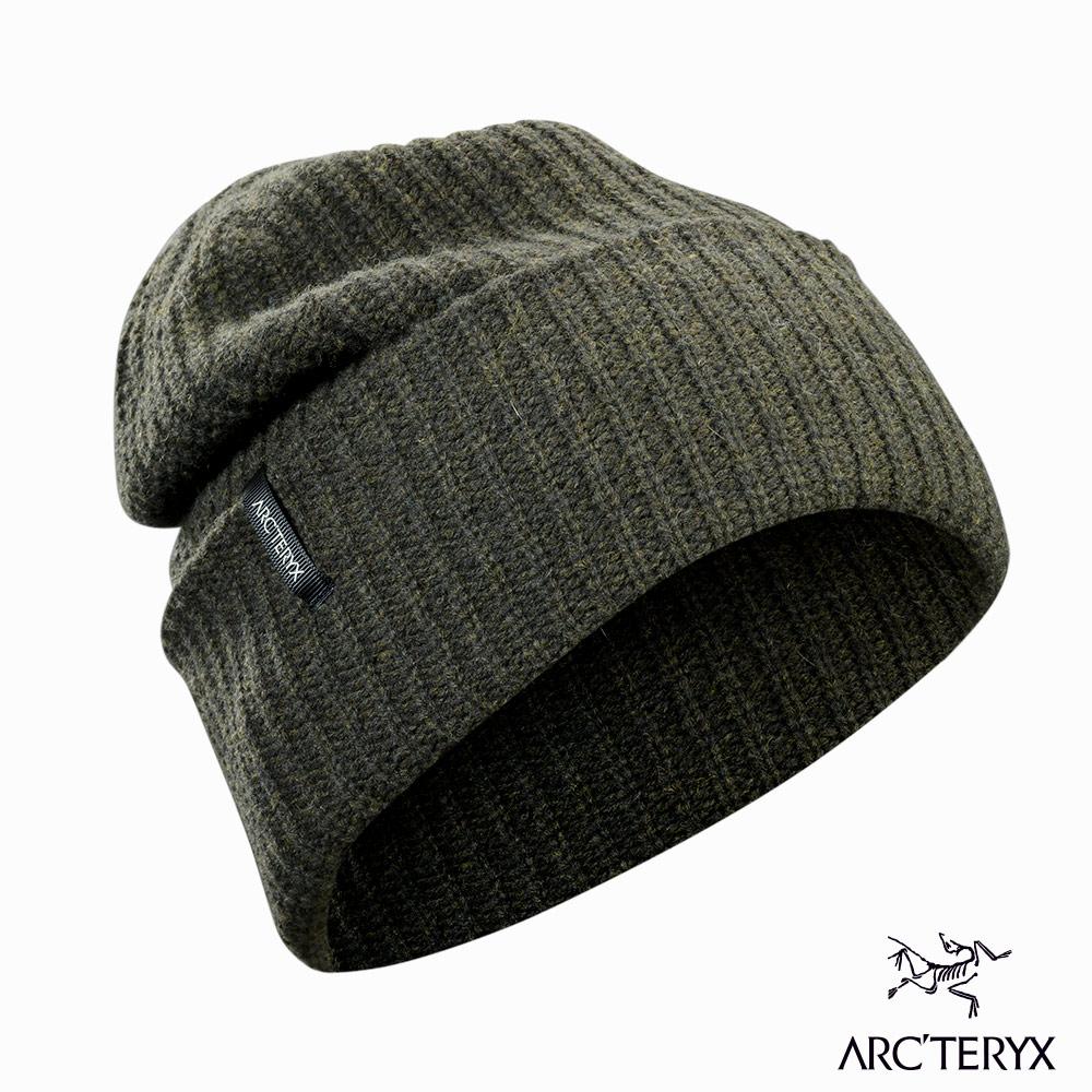 Arcteryx Chunky 保暖針織毛帽 庫夫瑞灰