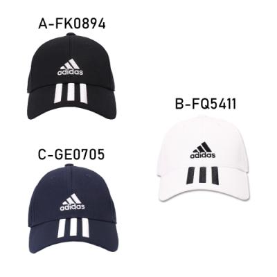 【時時樂限定】ADIDAS BBALL 3S CAP CT 運動帽 - FK0894/FQ5411/GE0750