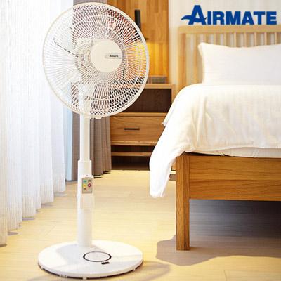 AIRMATE艾美特12吋AC遙控立地電扇