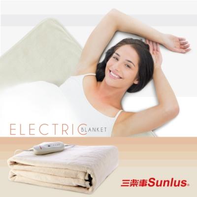 Sunlus 單人雅緻電熱毯-SP2401WH