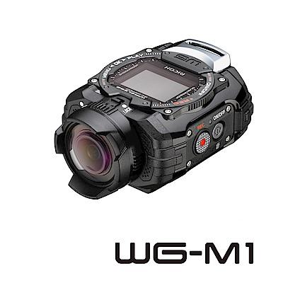 【福利品】RICOH WG-M1防水相機(公司貨)