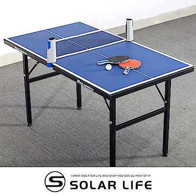 SUZ 1/4標準桌球台 面板15mm.小桌球檯乒乓球迷你桌球桌