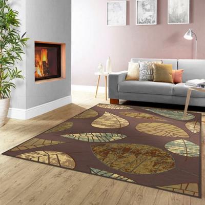 范登伯格 - 維拉 現代絲質地毯 - 玉葉 (200 x 300cm)