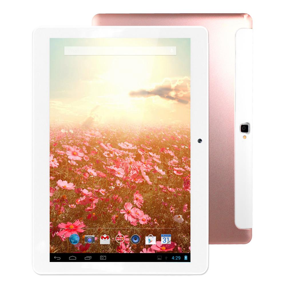 IS愛思 王之逆襲 玫瑰金 10.1吋四核心3G平板電腦 (2G/16GB)