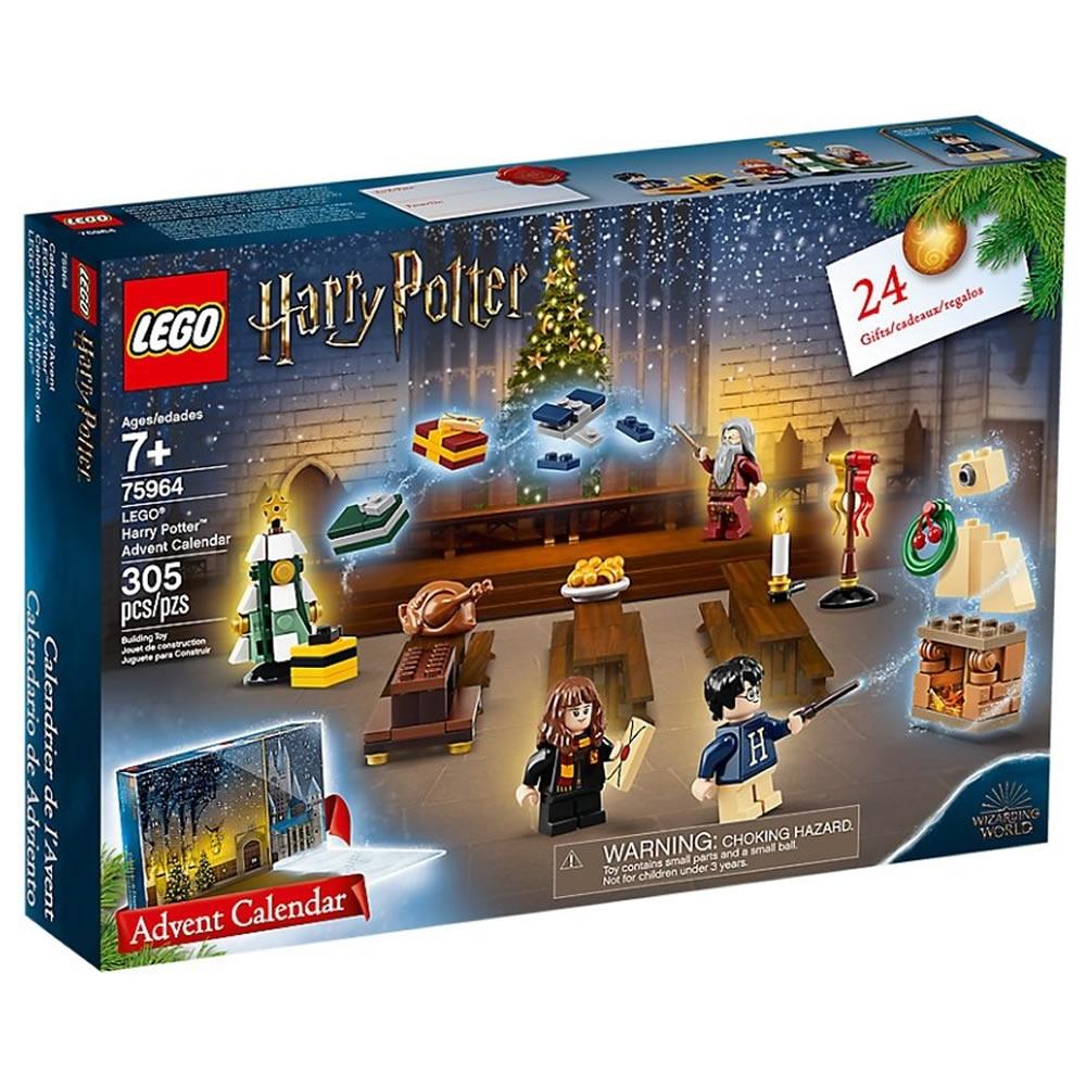 樂高LEGO 哈利波特系列 - LT75964 聖誕驚喜曆