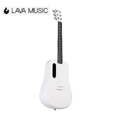 [無卡分期-12期] LAVA ME 2 Acoustic 民謠吉他 時尚白色款